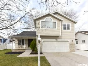 Home for sale at 8062 S 865 East, Sandy, UT 84094. Listed at 329900 with 4 bedrooms, 2 bathrooms and 2,121 total square feet
