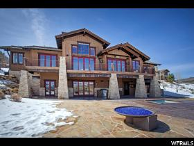 Home for sale at 9110 N Uinta Dr, Heber City, UT 84032. Listed at 2495000 with 5 bedrooms, 7 bathrooms and 5,700 total square feet