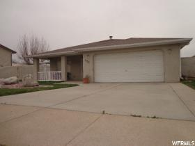 Home for sale at 573 S Downs Dr, Ogden, UT  84404. Listed at 199900 with 3 bedrooms, 2 bathrooms and 1,650 total square feet