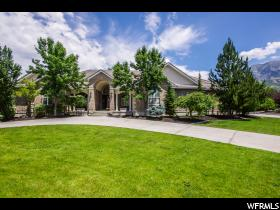 Home for sale at 4298 N Vintage Dr, Provo, UT 84604. Listed at 820000 with 5 bedrooms, 6 bathrooms and 7,190 total square feet