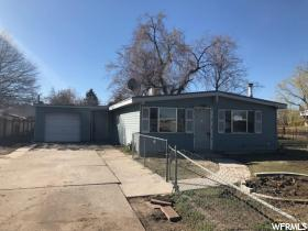 Home for sale at 796 E 8425 South, Sandy, UT 84094. Listed at 229900 with 4 bedrooms, 1 bathrooms and 1,776 total square feet