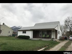 Home for sale at 657 2nd St, Ogden, UT  84404. Listed at 109900 with 2 bedrooms, 1 bathrooms and 927 total square feet