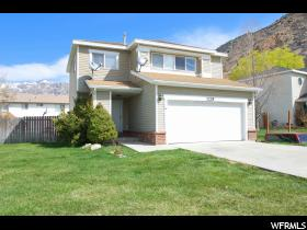 Home for sale at 1228 N Lewis Peak Dr, Ogden, UT  84404. Listed at 189900 with 3 bedrooms, 3 bathrooms and 1,376 total square feet