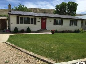 Home for sale at 620 E 400 South, Duchesne, UT 84021. Listed at 155000 with 3 bedrooms, 2 bathrooms and 1,152 total square feet