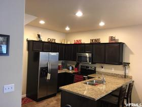 Home for sale at 25 E Fall Station Way, Midvale, UT 84047. Listed at 269900 with 3 bedrooms, 3 bathrooms and 2,016 total square feet