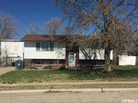 Home for sale at 669 W 725 North, Clearfield, UT  84015. Listed at 197000 with 4 bedrooms, 2 bathrooms and 2,000 total square feet
