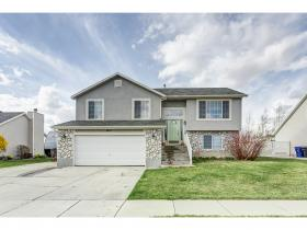 Home for sale at 4675 W Midas Park Rd, Herriman, UT 84096. Listed at 285000 with 4 bedrooms, 3 bathrooms and 1,939 total square feet