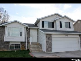 Home for sale at 2544 S 200 East, Clearfield, UT  84015. Listed at 235000 with 3 bedrooms, 2 bathrooms and 2,093 total square feet