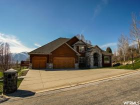 Home for sale at 3643 N Elkridge Trl, Eden, UT 84310. Listed at 699900 with 7 bedrooms, 4 bathrooms and 6,753 total square feet
