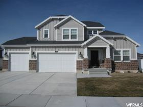 Home for sale at 2484 W 11730 South, Riverton, UT 84065. Listed at 549000 with 6 bedrooms, 4 bathrooms and 3,611 total square feet