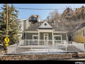 Home for sale at 342 Marsac Ave, Park City, UT 84060. Listed at 1049000 with 2 bedrooms, 3 bathrooms and 1,771 total square feet