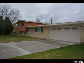 Home for sale at 587 E 700 South, Orem, UT  84097. Listed at 259900 with 4 bedrooms, 3 bathrooms and 1,812 total square feet