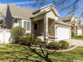 Home for sale at 7033 S Village Commons Way, Midvale, UT 84047. Listed at 285000 with 2 bedrooms, 4 bathrooms and 2,116 total square feet