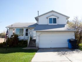 Home for sale at 4841 S Aaron Way, Kearns, UT 84118. Listed at 244900 with 3 bedrooms, 2 bathrooms and 1,686 total square feet
