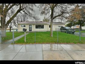 Home for sale at 5031 S Alex St, Kearns, UT 84118. Listed at 175000 with 4 bedrooms, 2 bathrooms and 1,444 total square feet