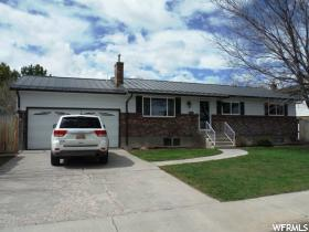 Home for sale at 129 N 1200 West, Vernal, UT 84078. Listed at 221900 with 4 bedrooms, 3 bathrooms and 2,628 total square feet