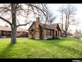 Home for sale at 88 S 100 East, Logan, UT 84321. Listed at 192000 with 4 bedrooms, 2 bathrooms and 2,240 total square feet