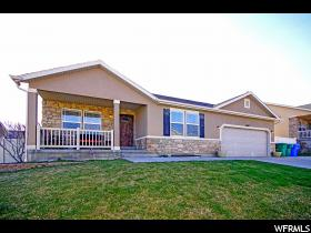 Home for sale at 13697 Bluewing Way, Riverton, UT 84096. Listed at 344900 with 4 bedrooms, 3 bathrooms and 3,010 total square feet