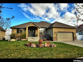 Home for sale at 5848 W Whisper Rose Dr, Herriman, UT 84096. Listed at 365000 with 3 bedrooms, 2 bathrooms and 3,831 total square feet