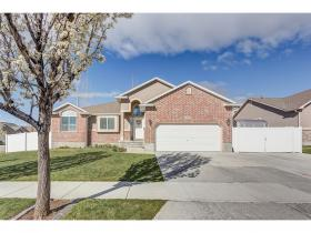 Home for sale at 12344 S Sacajewa St, Riverton, UT 84096. Listed at 359900 with 5 bedrooms, 3 bathrooms and 2,769 total square feet