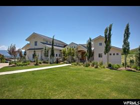 Home for sale at 1599 N Dutch Meadow Cir, Midway, UT 84049. Listed at 1690000 with 7 bedrooms, 5 bathrooms and 6,858 total square feet