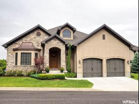 Home for sale at 3108 E Scenic Valley Ln, Sandy, UT 84092. Listed at 849900 with 4 bedrooms, 3 bathrooms and 4,607 total square feet
