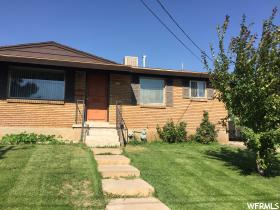 Home for sale at 118 N Terrace Dr, Clearfield, UT 84015. Listed at 189900 with 4 bedrooms, 2 bathrooms and 2,130 total square feet