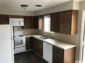 Home for sale at 1205 N 120 West, Logan, UT  84341. Listed at 119900 with 2 bedrooms, 3 bathrooms and 1,116 total square feet