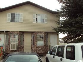 Home for sale at 1350 W 150 North #27, Vernal, UT 84078. Listed at 69000 with 2 bedrooms, 2 bathrooms and 1,428 total square feet