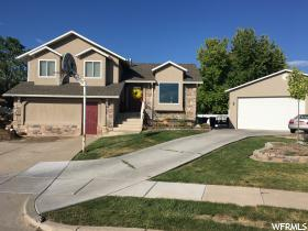 Home for sale at 56 S 1300 West, Clearfield, UT 84015. Listed at 259900 with 3 bedrooms, 2 bathrooms and 2,196 total square feet