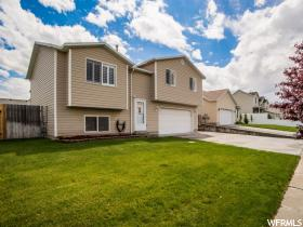 Home for sale at 90 N Booth St, Grantsville, UT 84029. Listed at 209999 with 3 bedrooms, 3 bathrooms and 1,692 total square feet