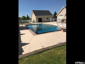 Home for sale at 11538 N 6090 West, Highland, UT 84003. Listed at 925000 with 5 bedrooms, 4 bathrooms and 5,150 total square feet
