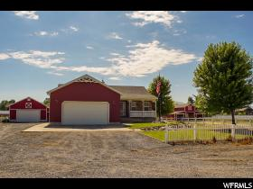 Home for sale at 610 N Webster Ln, Morgan, UT  84050. Listed at 489900 with 4 bedrooms, 3 bathrooms and 4,221 total square feet
