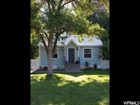 Home for sale at 144 N 200 West, Hyrum, UT 84319. Listed at 143000 with 4 bedrooms, 1 bathrooms and 1,120 total square feet