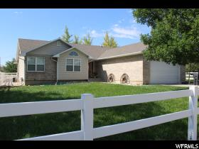 Home for sale at 385 W Vine, Grantsville, UT 84029. Listed at 349900 with 4 bedrooms, 4 bathrooms and 3,480 total square feet