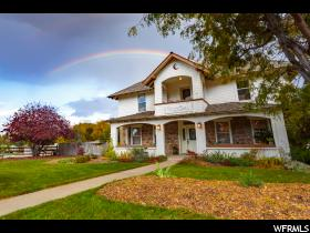 Home for sale at 176 N 100 West, Mendon, UT  84325. Listed at 399900 with 5 bedrooms, 3 bathrooms and 4,532 total square feet