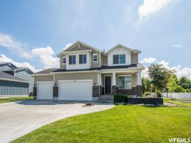 Home for sale at 10078 N Riverside Ln, Highland, UT 84003. Listed at 575000 with 5 bedrooms, 4 bathrooms and 3,147 total square feet