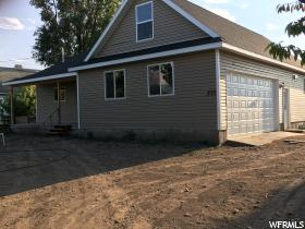 Home for sale at 377 N 200 West, Hyrum, UT 84319. Listed at 250000 with 4 bedrooms, 3 bathrooms and 3,574 total square feet