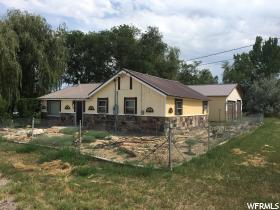 Home for sale at 520 E 300 North, Myton, UT  84052. Listed at 125000 with 3 bedrooms, 1 bathrooms and 1,260 total square feet