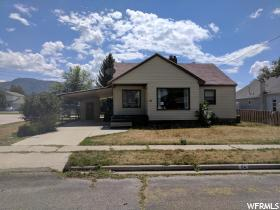 Home for sale at 54 E 200 South, Ephraim, UT 84627. Listed at 104000 with 4 bedrooms, 2 bathrooms and 2,573 total square feet