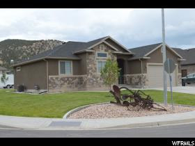 Home for sale at 773 S 310 East, Nephi, UT 84648. Listed at 265000 with 4 bedrooms, 2 bathrooms and 2,602 total square feet