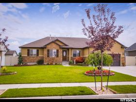 Home for sale at 2398 N Cranefield, Clinton, UT 84015. Listed at 345000 with 3 bedrooms, 2 bathrooms and 3,232 total square feet