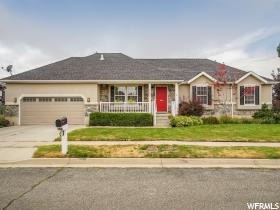 Home for sale at 1507 N 780 West, Clinton, UT 84015. Listed at 244000 with 2 bedrooms, 2 bathrooms and 2,340 total square feet