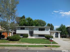 Home for sale at 868 W 2650 North, Clinton, UT 84015. Listed at 234900 with 4 bedrooms, 2 bathrooms and 2,034 total square feet