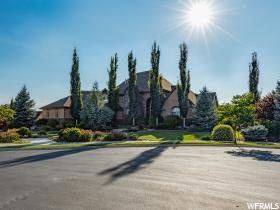 Home for sale at 9967 N 6670 West #LOT17, Highland, UT 84003. Listed at 990000 with 7 bedrooms, 5 bathrooms and 6,615 total square feet
