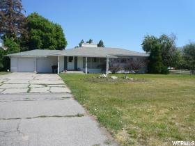 Home for sale at 661 E 100 South, Hyrum, UT 84319. Listed at 260000 with 4 bedrooms, 1 bathrooms and 2,646 total square feet