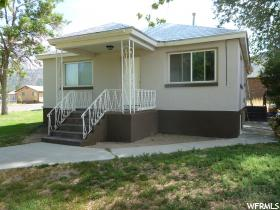 Home for sale at 105 S 500 East, Nephi, UT 84648. Listed at 174900 with 4 bedrooms, 2 bathrooms and 2,192 total square feet