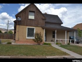 Home for sale at 394 W 1 South, Richfield, UT  84701. Listed at 119900 with 4 bedrooms, 2 bathrooms and 1,565 total square feet