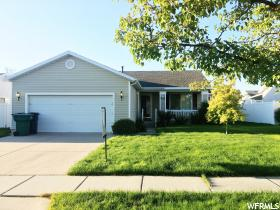 Home for sale at 4132 W 5075 South, Roy, UT  84067. Listed at 205000 with 3 bedrooms, 2 bathrooms and 1,194 total square feet