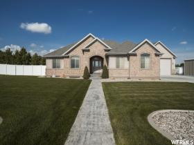 Home for sale at 550 Christley Ln, Grantsville, UT 84029. Listed at 479900 with 3 bedrooms, 3 bathrooms and 3,816 total square feet